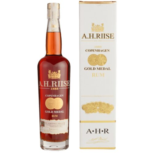 A.H.Riise Gold Medal 40% 0