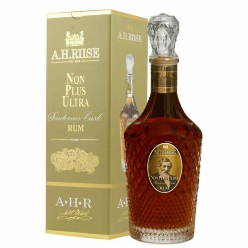 A.H.Riise Non Plus Ultra Sauternes Cask 42% 0