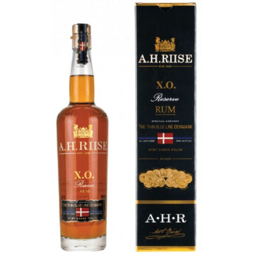 A.H.Riise Thin Blue Line 40% 0