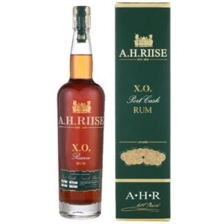 A.H.Riise X.O. Port Cask 45% 0