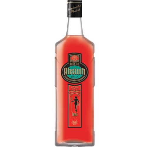 Absinth Red Devil 70% 0
