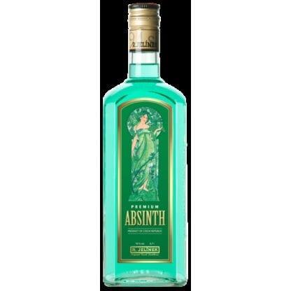 Absinth Rudolf Jelínek 70% 0