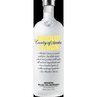 Absolut Citron 40% 1l