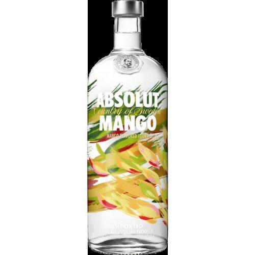 Absolut Mango 40% 1l