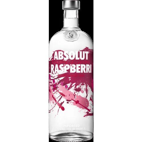 Absolut Raspberri 40% 1l