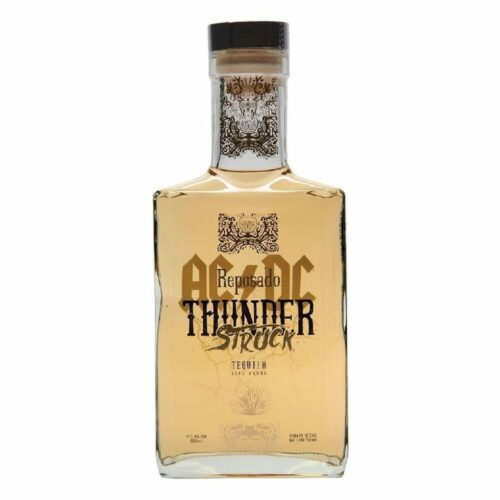 AC/DC Thunder Struck Reposado 40% 0