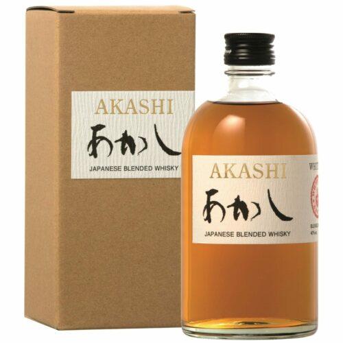 Akashi Japan Blended Whisky 40% 0