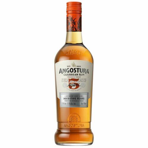 Angostura Gold 5yo 40% 0