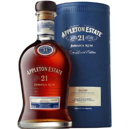 Appleton 21yo 43% 0
