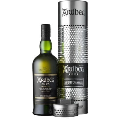 Ardbeg AN OA Smoker LE GB 46