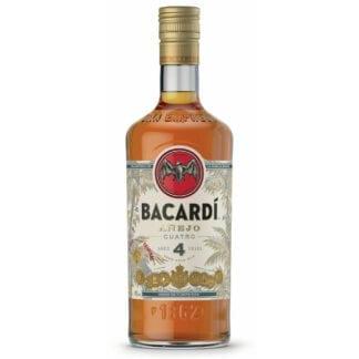 Bacardi Anejo Cuatro 4yo 40% 0