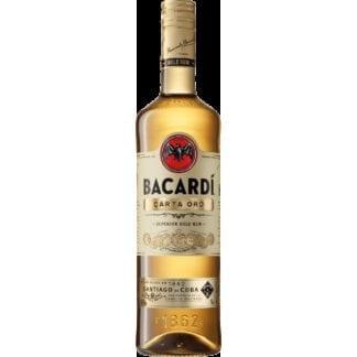 Bacardi Carta Oro 37