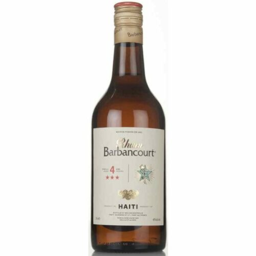 Barbancourt 4yo 40% 0