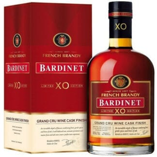 Bardinet French Brandy XO Grand Cru Wine Cask Finish 40% 0