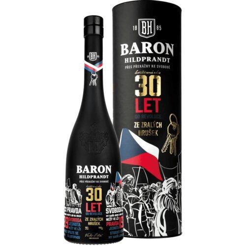 Baron Hildprandt Ze Zralých Hrušek L.E. 30 let od revoluce 40% 0