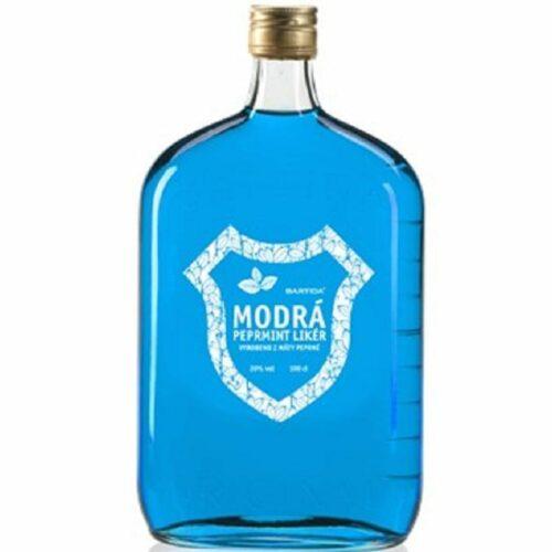 Bartida Modrá Peprmint 20% 1l