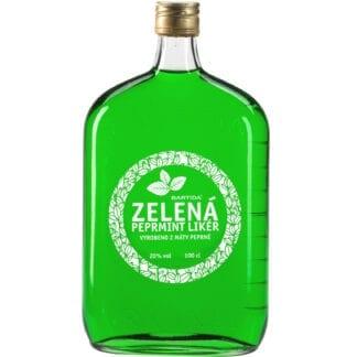 Bartida Zelená Peprmint 20% 1l