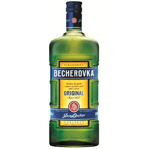 Becherovka 38% 0