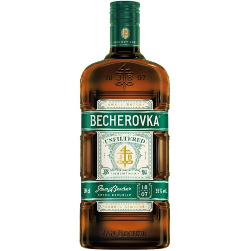 Becherovka Unfiltered 38% 0