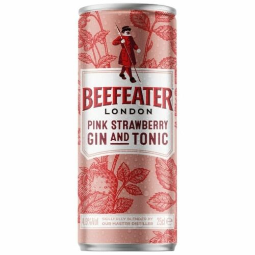 Beefeater Pink & Tonic 4