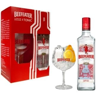 Beefeater + sklenice 40% 0