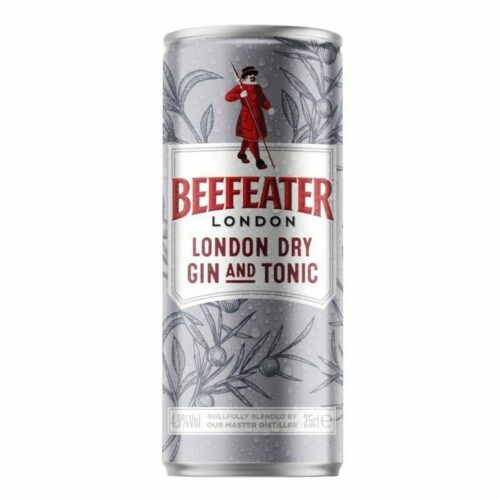 Beefeater & Tonic 4