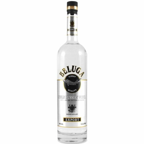 Beluga Noble Russian Vodka 40% 3l