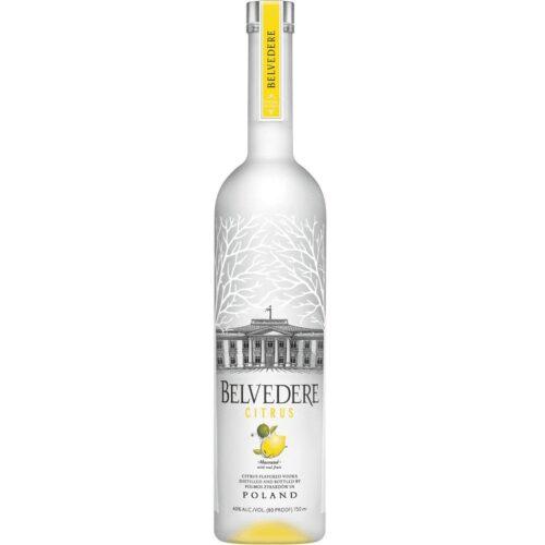 Belvedere Citrus 40% 0
