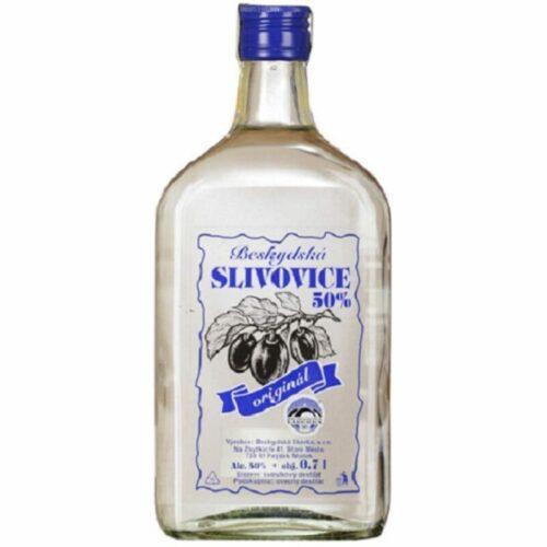 Beskydská Slivovice 50% 0