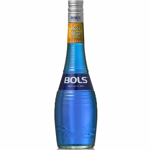 Bols Blue Curacao 21% 0