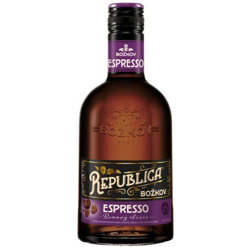 Božkov Republica Espresso Elixír 35% 0