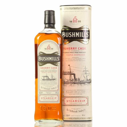 Bushmills Steamship Collection Sherry Cask 40% 1l