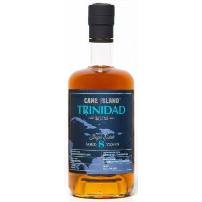 Cane Island Trinidad 8yo 43% 0