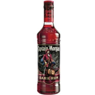 Captain Morgan Dark Rum 40% 1l