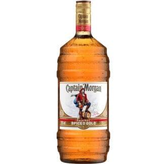 Captain Morgan Spiced Barrel 35% 1