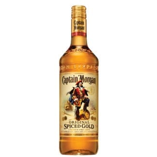 Captain Morgan Spiced Gold 35% 0