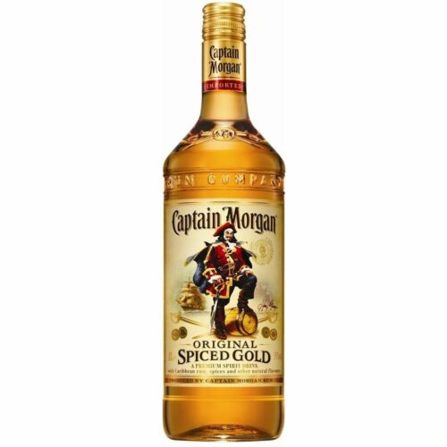 Captain Morgan Spiced Gold 35% 3l