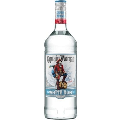 Captain Morgan White Rum 37
