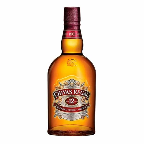 Chivas Regal 12yo 40% 0