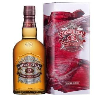 Chivas Regal 12yo plechová dóza 40% 0