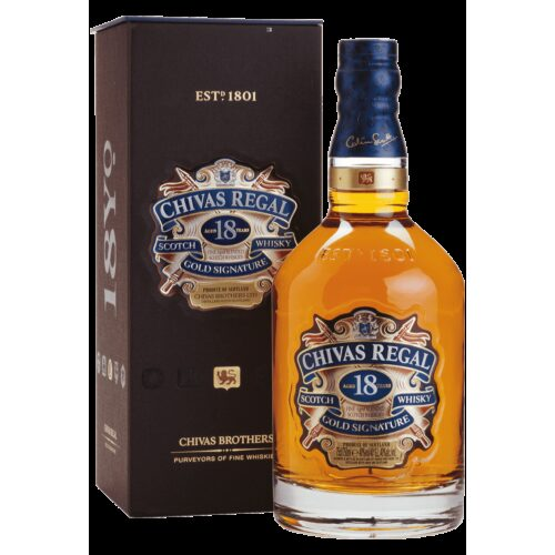 Chivas Regal 18yo 40% 0