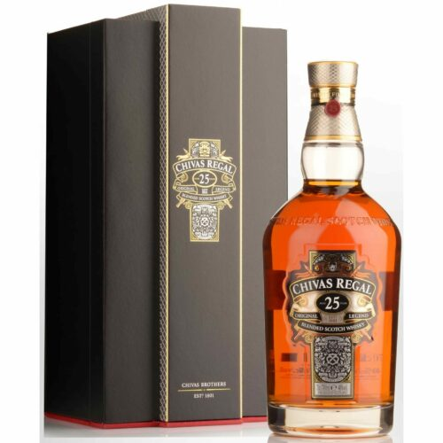 Chivas Regal 25yo 40% 0