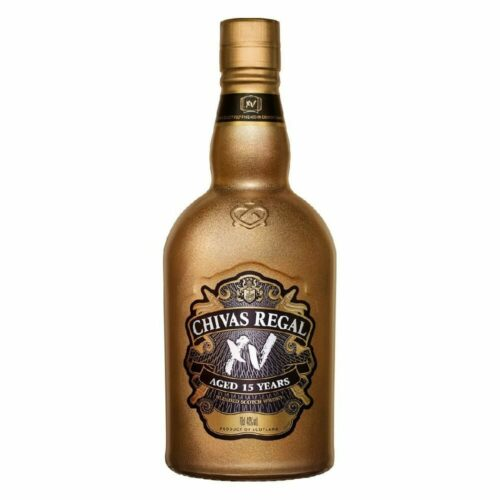 Chivas Regal XV 40% 0