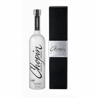 Chopin vodka potato gift box