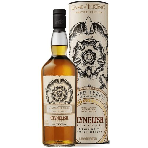 Clynelish Reserve Game of Thrones House Tyrell 51