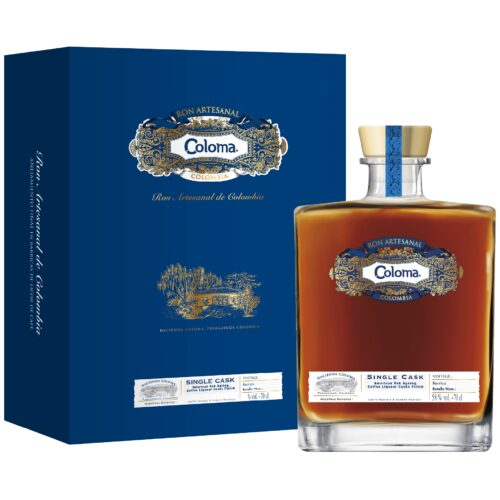 Coloma Rum Single Cask 2006 50