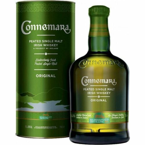 Connemara Peated Single Malt 40% 0