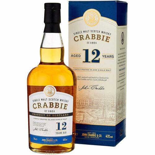 Crabbie Single Malt 12yo 43% 0