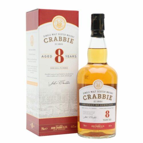 Crabbie Single Malt 8yo 46% 0