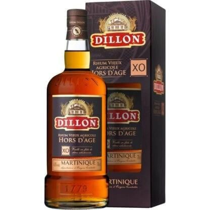 Dillon Rhum XO 12yo 45% 0